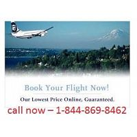 Alaska Airlines Reservations Flights - Cheap Airline Tickets | Call Now-1-844-869-8462