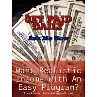 ATTENTION… Start Today, Get Paid Today!