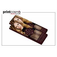 Find Good Quality Hair Extension Boxes with Help of Printcosmo