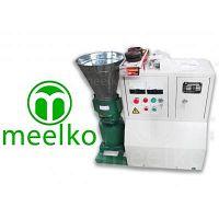 Meelko electric pellet mill mkfd150c