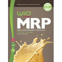 WiO MRP - Vanilla PRO 3 Phase 1-3 - Meal Replacement Protocol Shake - MedTek