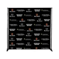 Step and Repeat Banner | Step and Repeat Backdrop Printing | Mega Format