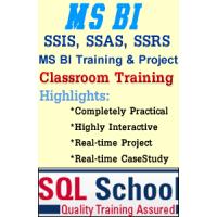 MSBI Practical Live Classroom Training