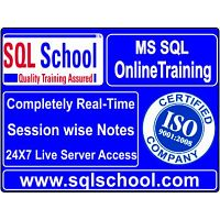 SQL Server Online Training @ SQL School