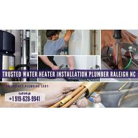 Trusted Water Heater Installation Plumber Raleigh NC