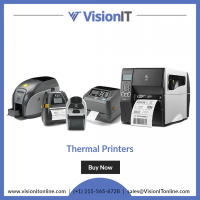 Buy Barcode Thermal Printers and Thermal Receipt Printers online in Pennsylvania, USA.