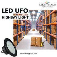 Use UFO LED High Bay To Save Energy Bills