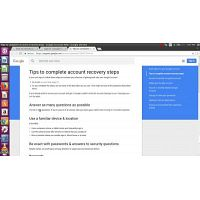 Recover your Google Password Easily