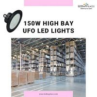 Buy 150W High Bay UFO LED Lights at Low Price