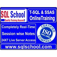 SSAS Classroom Training @ SQL School