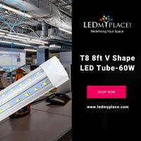 Buy Now 8ft LED Tube 60W Integrated at Low Price