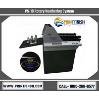 PS-10 Rotary Numbering System - Printfinish.com