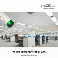 Use 4ft 18W LED Tube Glass To Save Energy Bills