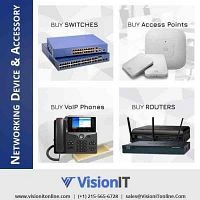 Buying Networking Equipment online in the USA