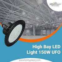 Purchase High Bay LED Light 150W UFO at Low Price