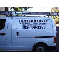 PEQUEÑA HABANA DESTUPICIONES, DRAIN CLEANING,   786 286 1555