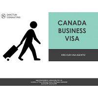 Apply for Canada Business Visa – Reach Sanctum Consulting