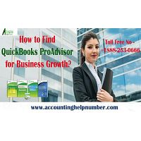 How to Find QuickBooks ProAdvisor for Business Growth?