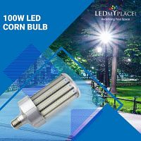 Buy LED Corn Bulb 100W at Low Price