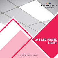 Order Now 2x4 LED Panel Lights at Best Price