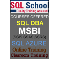 LIVE Classroom Training ON AZURE SQL COURSE @ SQL School