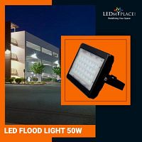 Use 50W LED Flood Lights To Save Energy Bills