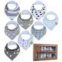 Kea Babies - Buy Bandana Bibs For Boys