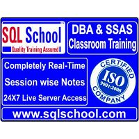 SSAS Best Classroom Training @ SQL School
