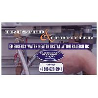 Water Heater Installation Plumber in Raleigh NC