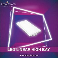 How to Save Money With LED Linear High Bay