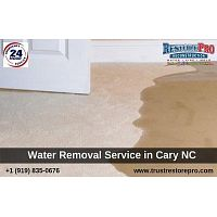 Premier Water Damage Restoration & Repair Company in Cary NC