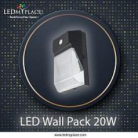 Use 20W LED Wall Pack To Save Energy Bills