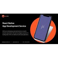 Top React Native App Development Company - AppClues Infotech