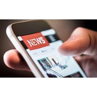 Get All Breaking News easily with Instafeed app