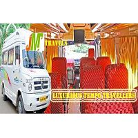Approach JM Travels  for Best and  modest priced Tempo traveller in chennai
