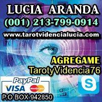 Lucía  Videncia-Oferta de consulta espirituales