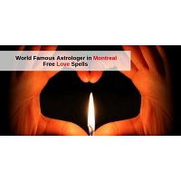 World Famous Astrologer in Montreal - Free love Spell