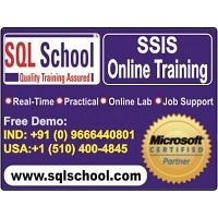 SSIS Practical Live Online Training