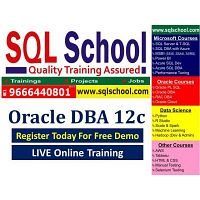PL SQL Live Online Training @ SQL School
