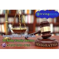 Immigration Physicals Irving TX | DrReddyFamilyDoctors Clinic