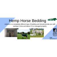 Aubiose - The Leading Hemp Horse Bedding - New York Warehouse