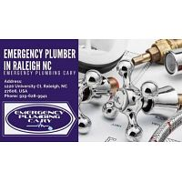 Emergency Plumber Raleigh, NC is Just a Phone Call Away!