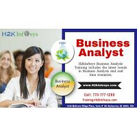 Online Business Analyst Training with Job Support