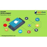 Leading iOS App Development Company in USA - AppClues Infotech