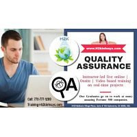 Quality Assurance Online Training with Job Support