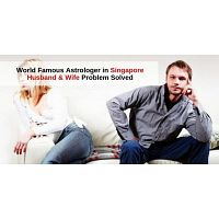 World Famous Astrologer in Singapore - husband & Wife Problem Solved