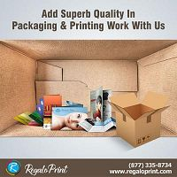 Add Superb Quality In Packaging & Printing Work With Us