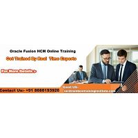 Oracle Fusion HCM Online Training | Oracle Cloud HCM Online Training