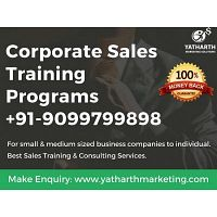 Corporate Sales Training Programs - Yatharth Marketing Solutions