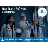 Healthcare Software Development by CustomSoft India